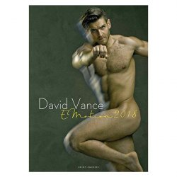 David Vance Emotion 2018 Calendar Sex Toy