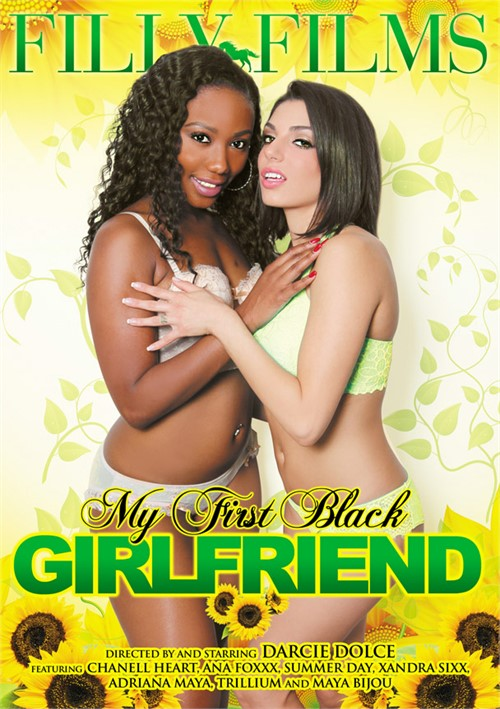 My First Black Girlfriend Boxcover
