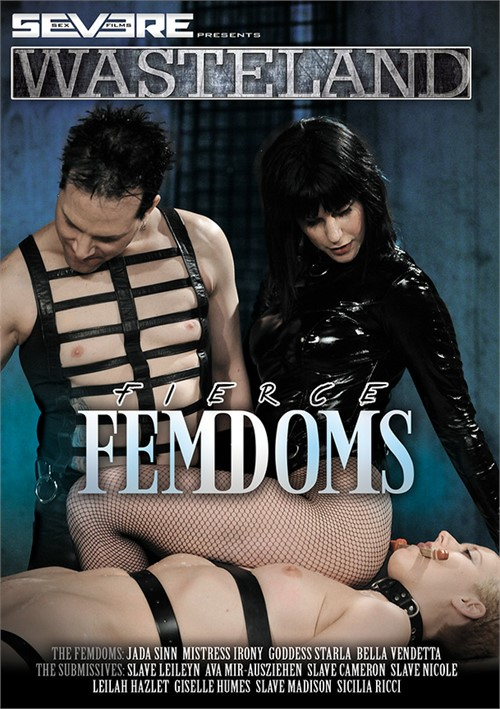Fierce FemDoms
