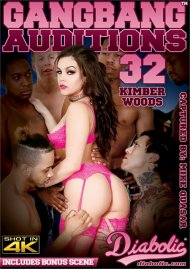 Gangbang Auditions #32 Porn Video