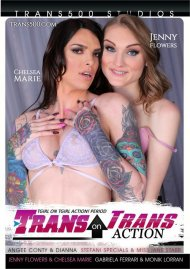 Trans On Trans Action Porn Video
