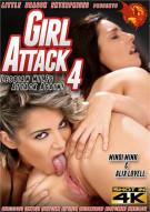 Girl Attack 4: Lesbian MILFs Attack Again! Porn Movie