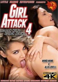 Girl Attack 4: Lesbian MILFs Attack Again! Porn Video