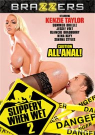 Slippery When Wet 2 HD DVD porn movie from Brazzers.