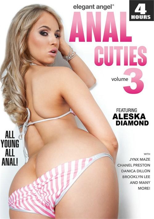 Anal Cuties Vol. 3