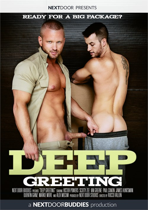 Deep Greeting Cover Front