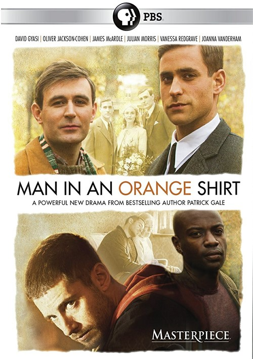 Man in an Orange Shirt image