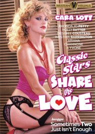 Classic Stars Share The Love Porn Video