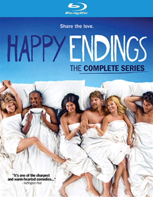 Happy Endings: The Complete Series image