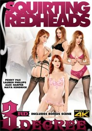 Squirting Redheads