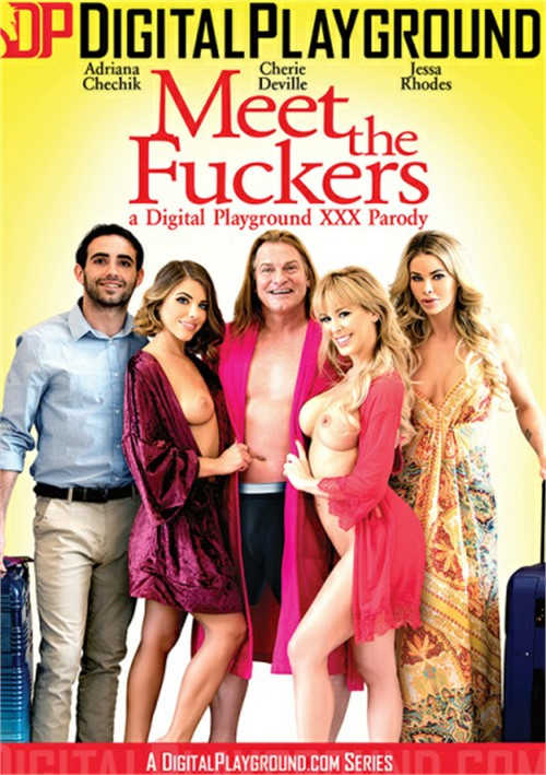 Meet The Fu*kers (2018) UNRATED 720p 10bit HEVC HDRip English Adult Movie x265 AAC