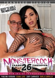 Monstercock Trans Takeover 26 Porn Video