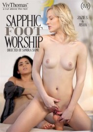 Sapphic Foot Worship Porn Video