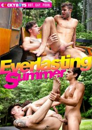Everlasting Summer gay porn DVD from CockyBoys