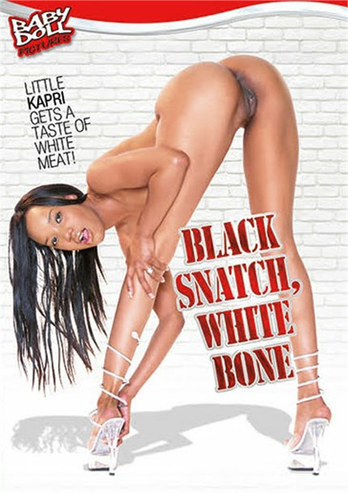 Black Snatch, White Bone- On Sale! Kapri Styles Buster All Sex