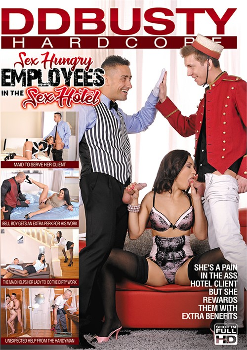 Sex Hungry Employees In The Sex Hotel 2019 Maid DD Busty