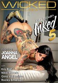 Axel Brauns Inked 5 Porn Movie