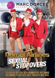 Dorcel Airlines: Sexual Stopovers Porn Video