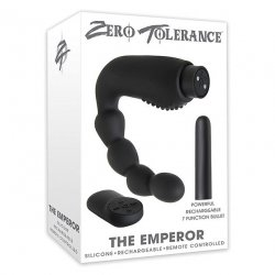 Zero Tolerance The Emperor - Black Sex Toy