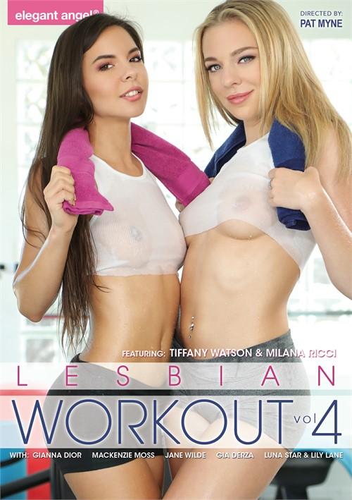 Lesbian Workout 4