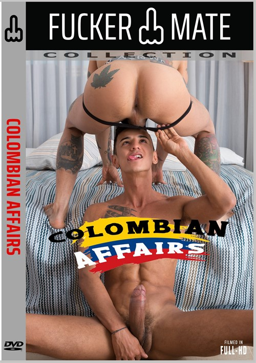 Colombian Affairs Cover Front
