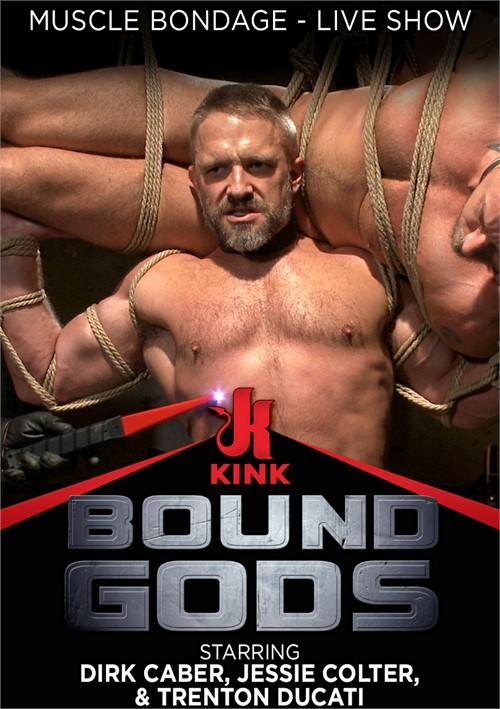 Muscle Bondage - Live Show Boxcover