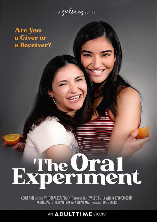 Oral Experiment, The Boxcover