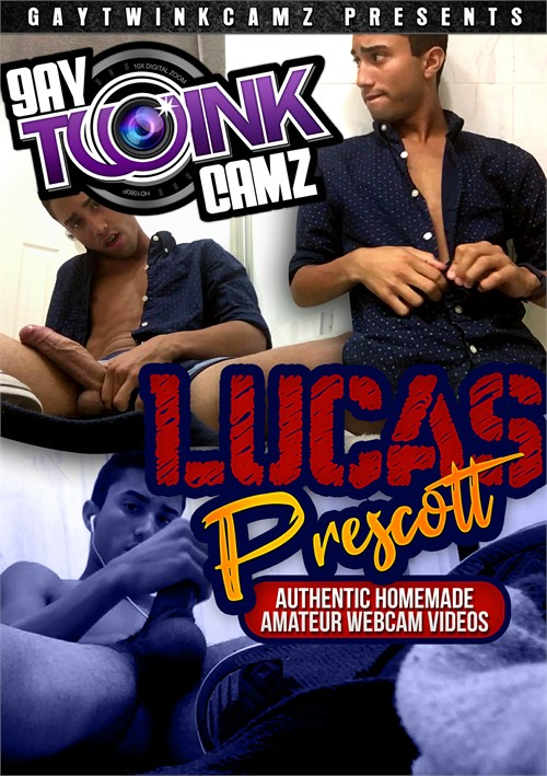 Latin Twink Lucas Pumping Big Meat Boxcover