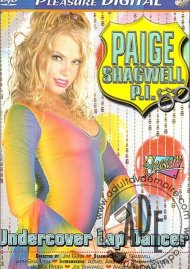 Paige Shagwell P.I.: Undercover Lap Dancer Porn Video