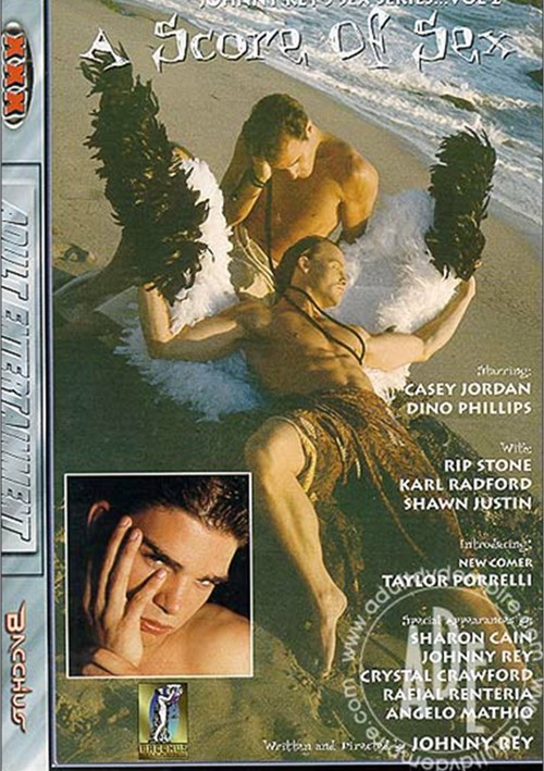 Score of Sex, A Boxcover