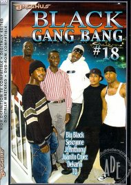 Black Gang Bang #18 Porn Movie