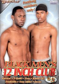 Black Mens 12 Inch Club #5 Porn Movie
