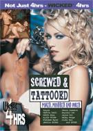 Screwed & Tattooed Porn Video