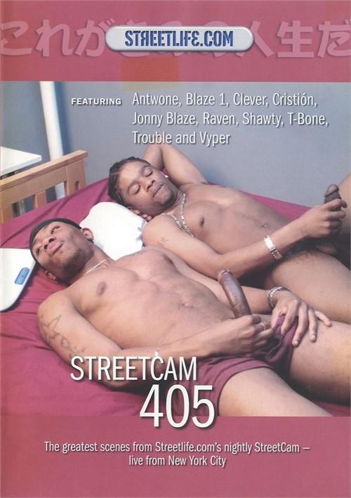 Streetcam 405 Boxcover