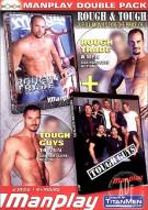ManPlay Double Pack: Rough & Tough - Rough Trade + Tough Guys Gay Porn Movie