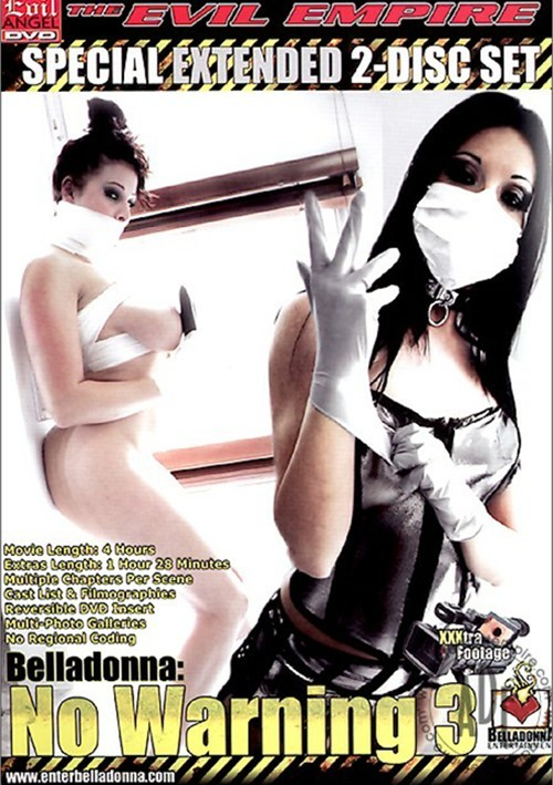 Belladonna: No Warning 3