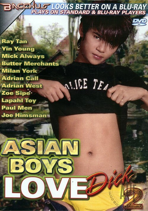 Asian Boys Love Dick 2 Boxcover
