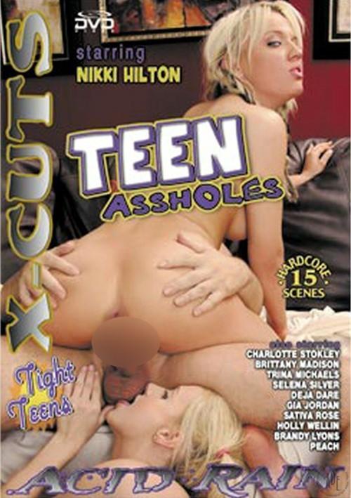 Teen Assholes