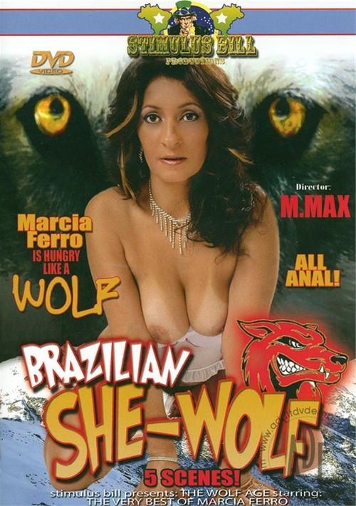Marcia brazil porn
