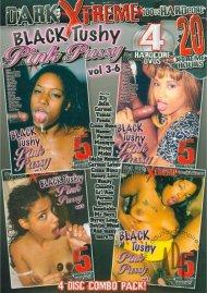 Black Tushy Pink Pussy Vol. 3-6 Movie