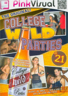 College Wild Parties #21 Porn Movie