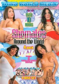 Shemales Around The World 4-Pack