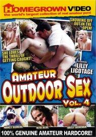 Amateur Outdoor Sex #4