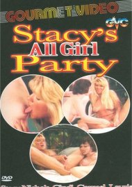 Stacy's All Girl Party Porn Video