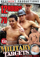 Military Targets 2-disc Collectors Set Gay Porn Movie