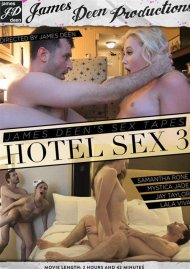 James Deen's Sex Tapes: Hotel Sex 3 Porn Video