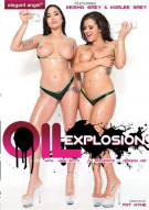 Oil Explosion Movie