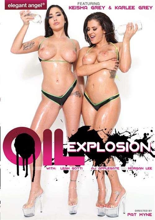 Oil Explosion
