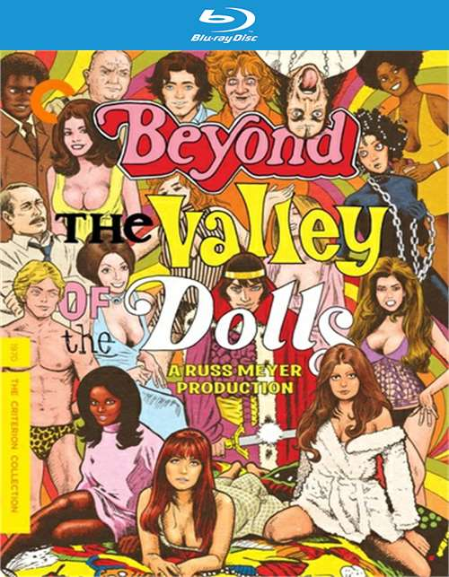 Beyond The Valley Of The Dolls (Blu-Ray) image