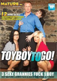 Toy Boy To Go! Porn Video